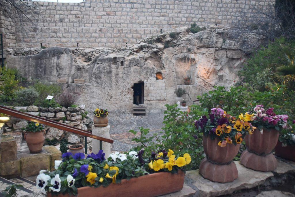 Garden Tomb Israel Tour
