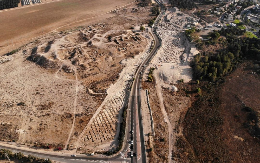 "The ""Road vs. Ruins"" Dilemma at Beth Shemesh"