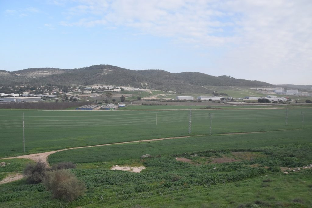 Beth Shemesh Zorah Sorek Valley January 2019 Israel Tour
