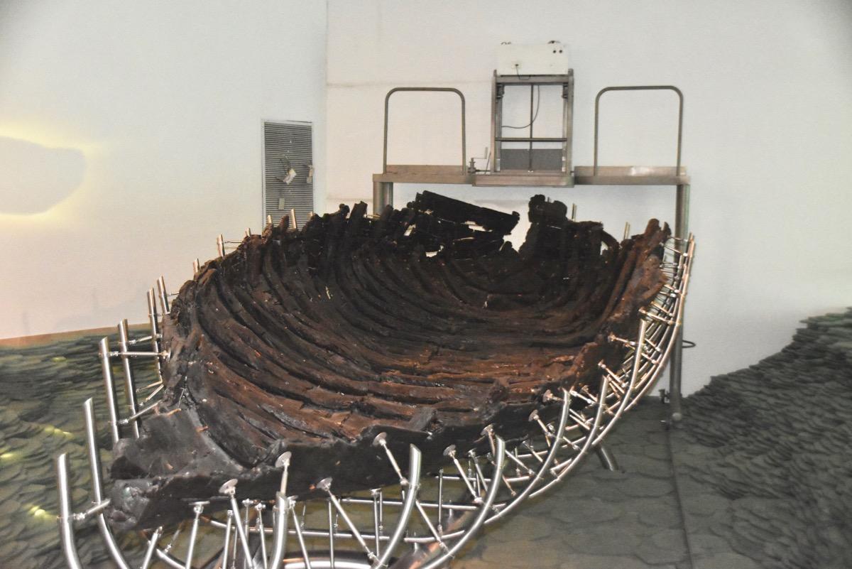 Jesus Boat Nof Ginnosar