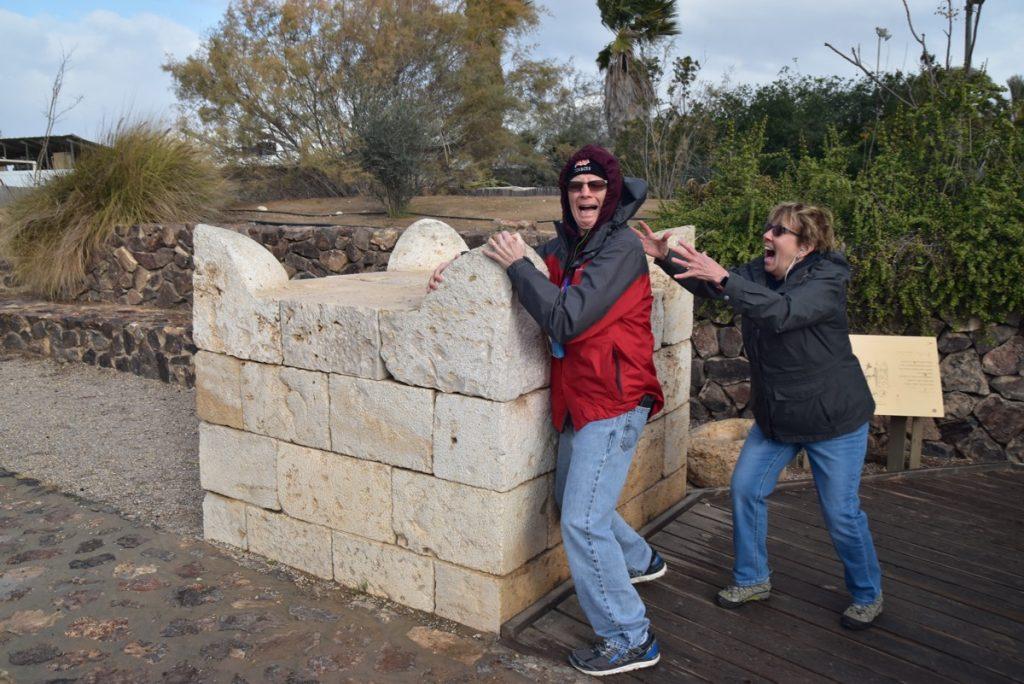 Beersheba January 2019 Israel Tour with John Delancey