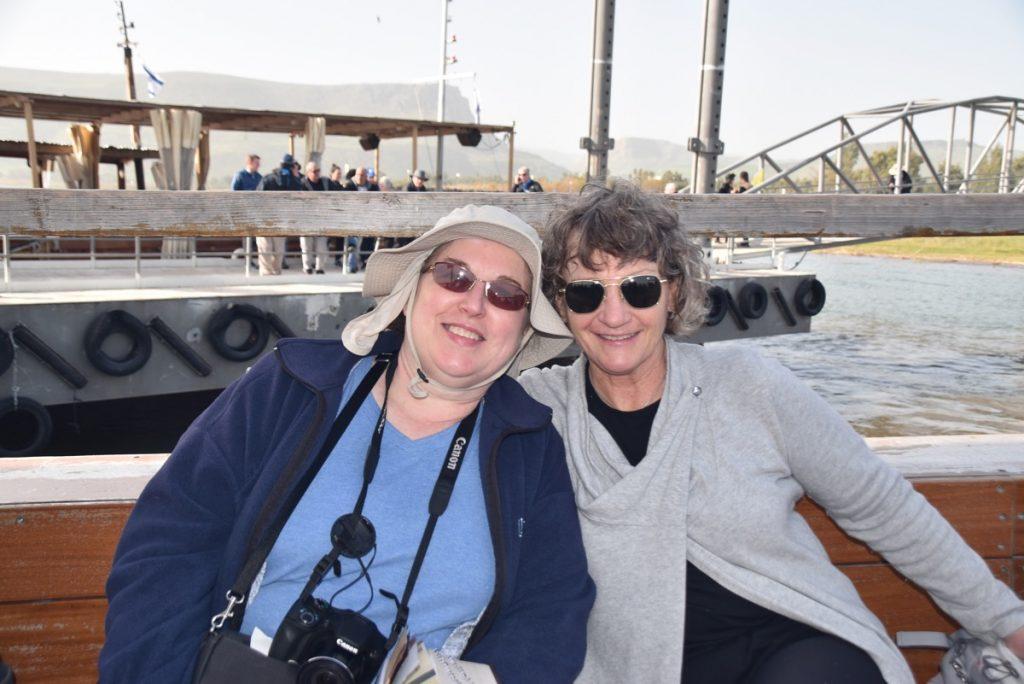January 2019 Israel Tour Group with John Delancey BIMT