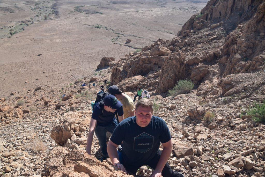 Qumran January 2019 Israel Tour with John DeLancey