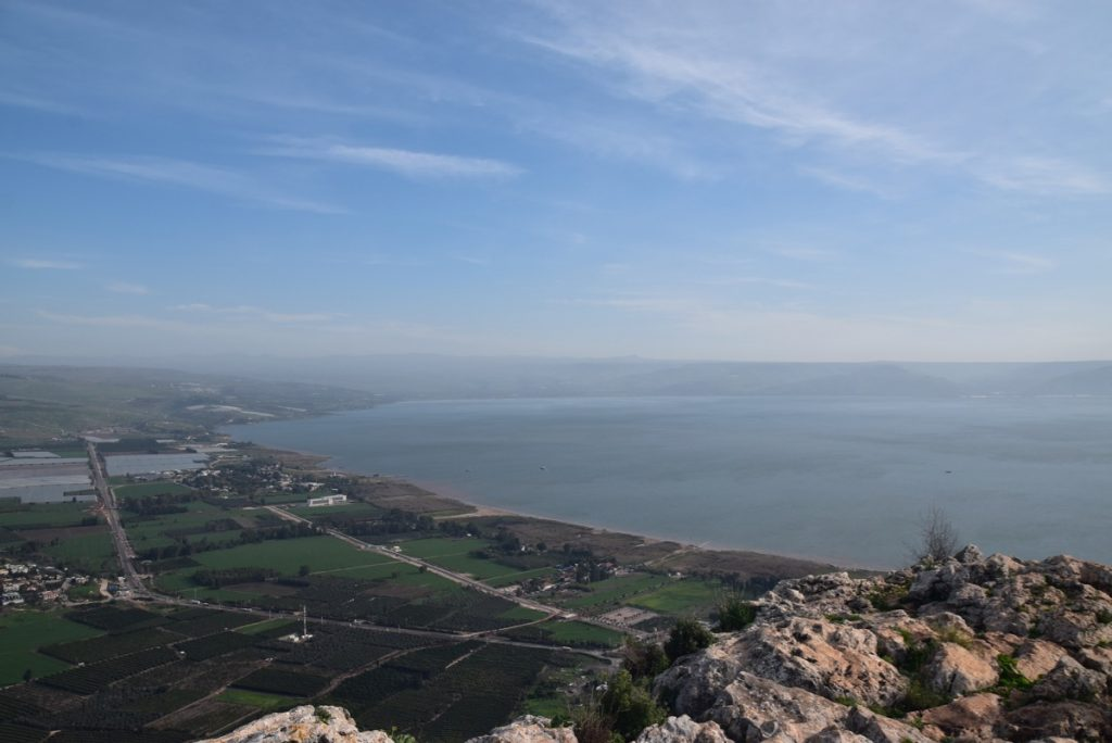 Arbel January 2019 Israel Tour with John DeLancey