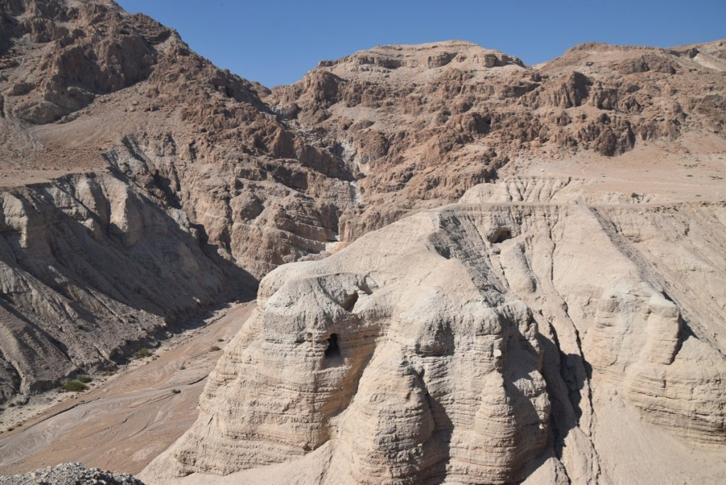 Qumran January 2019 Israel Tour with John DeLancey