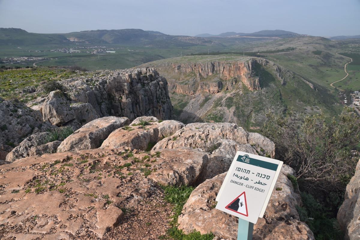 Arbel Cliffs