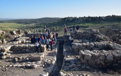 January 2019 Biblical Israel Tour – Day 1 and 2 Summary