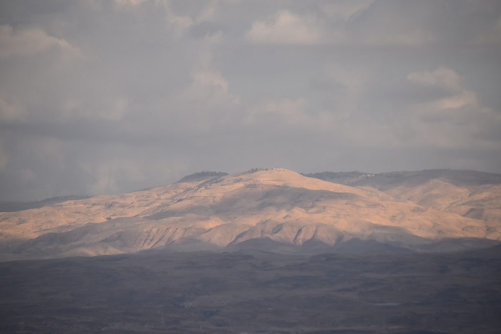 Mt. Nebo January 2019 Israel Tour with John Delancey