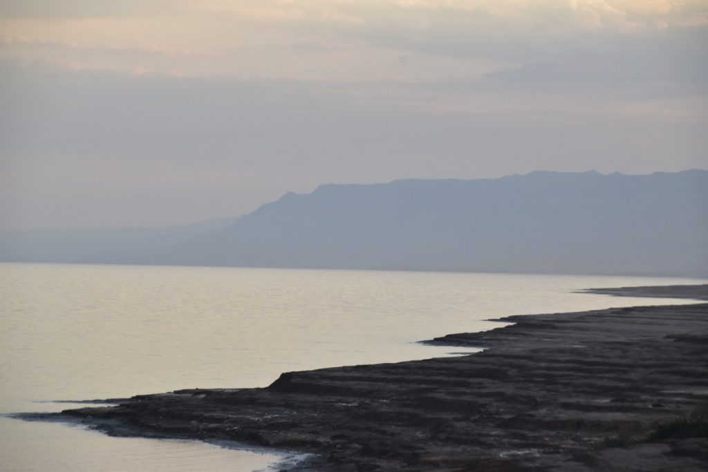 Dead Sea January 2019 Israel Tour with John Delancey