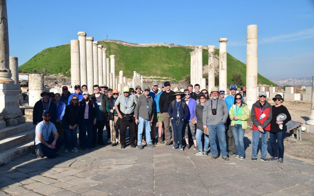 January 2019 Biblical Israel Tour – Day 6 Summary