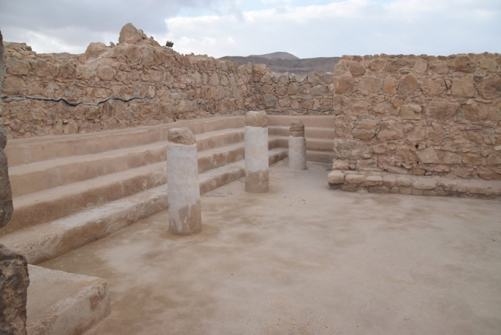 Masada January 2019 Israel Tour with John Delancey