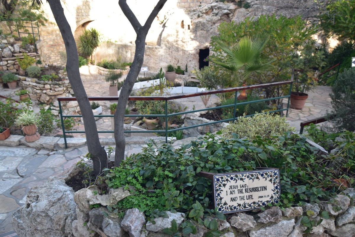 Garden Tomb of Jesus, Jerusalem