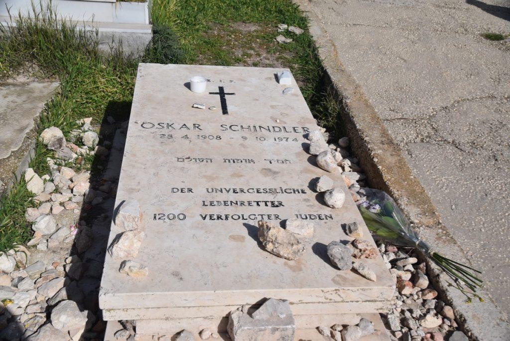 Oscar Schindler January 2019 Israel Tour John Delancey BIMT