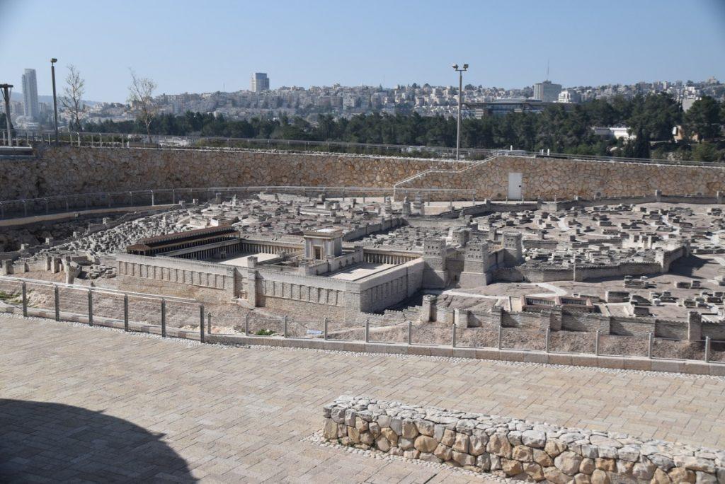 Israel Museum January 2019 Israel Tour John Delancey BIMT
