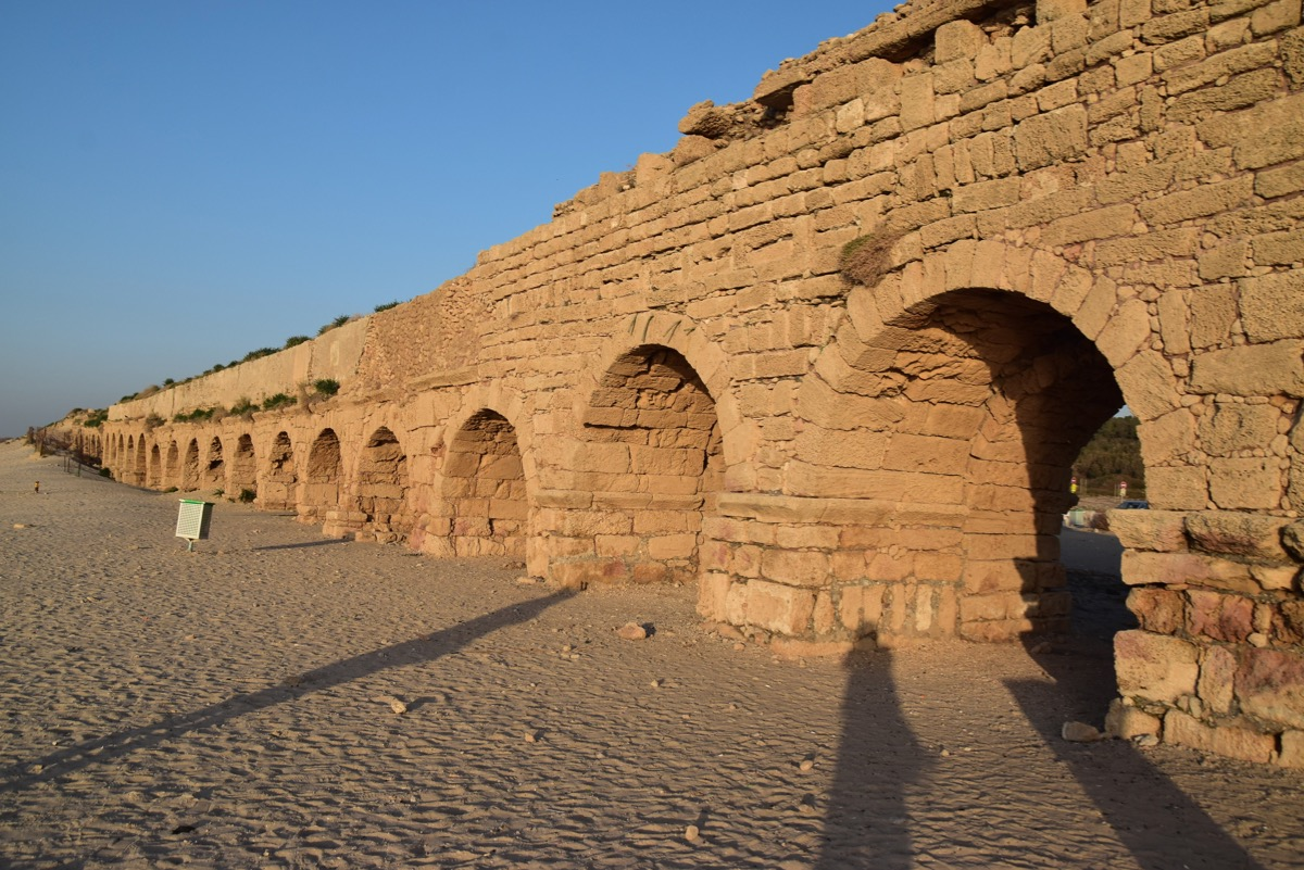 Aqueduct Caesarea