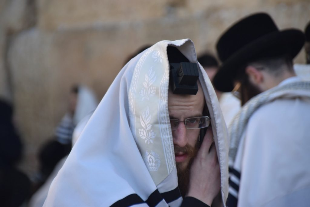 Western Wall Jerusalem January 2019 Israel Tour John Delancey BIMT