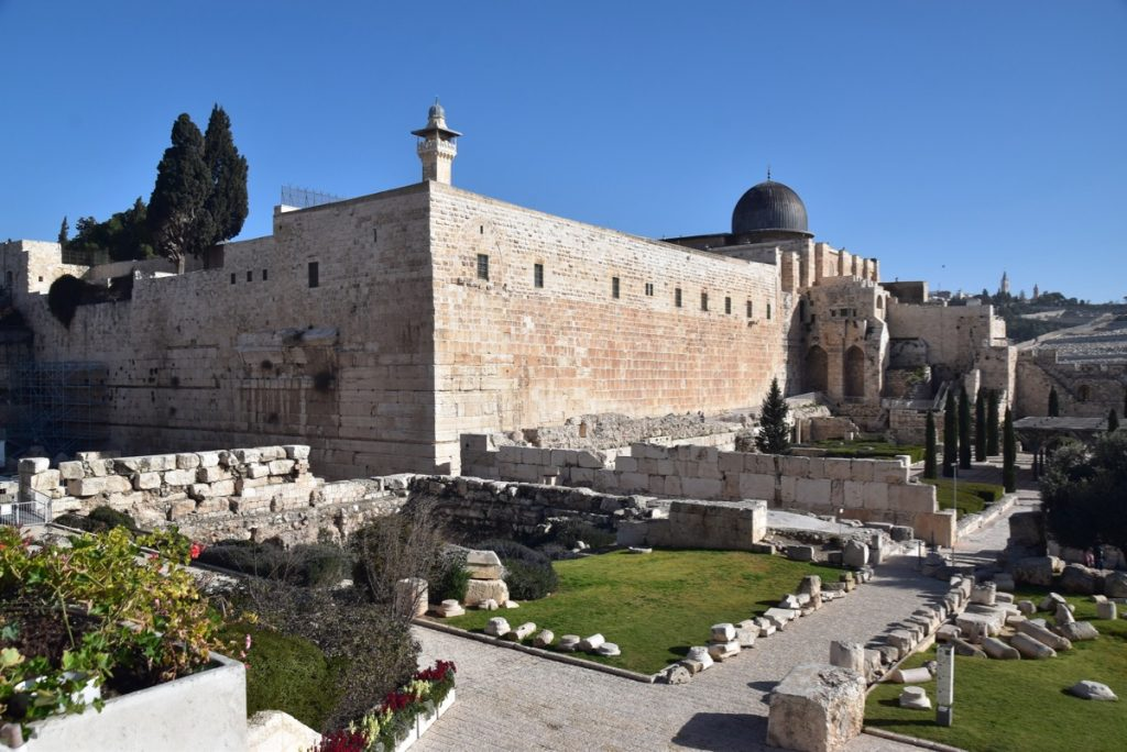 Jerusalem January 2019 Israel Tour John Delancey BIMT