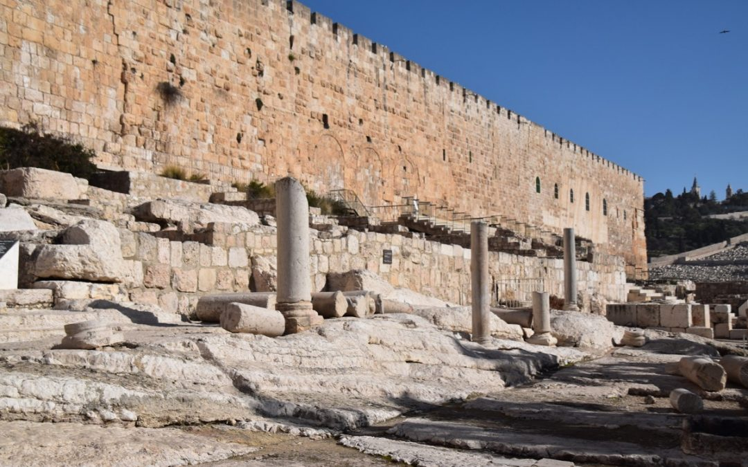Devotions from Israel – Acts 2