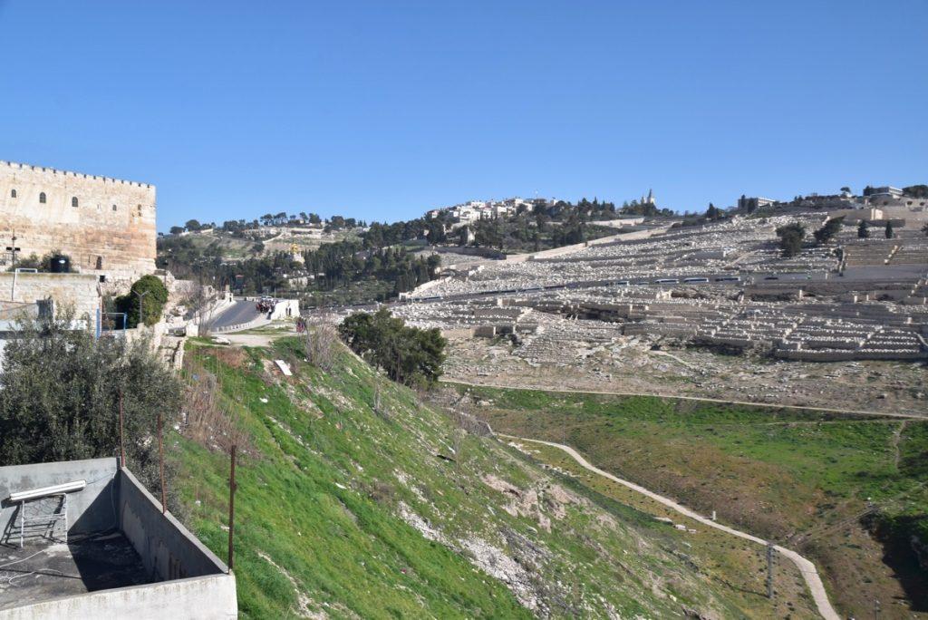 Jerusalem January 2019 Israel Tour John Delancey BIMT