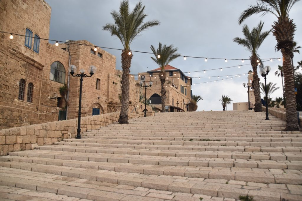 Jaffa Israel February 2019 Israel Tour with John DeLancey