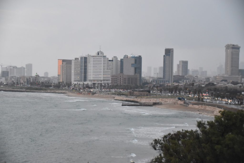 Tel Aviv Israel February 2019 Israel Tour with John DeLancey