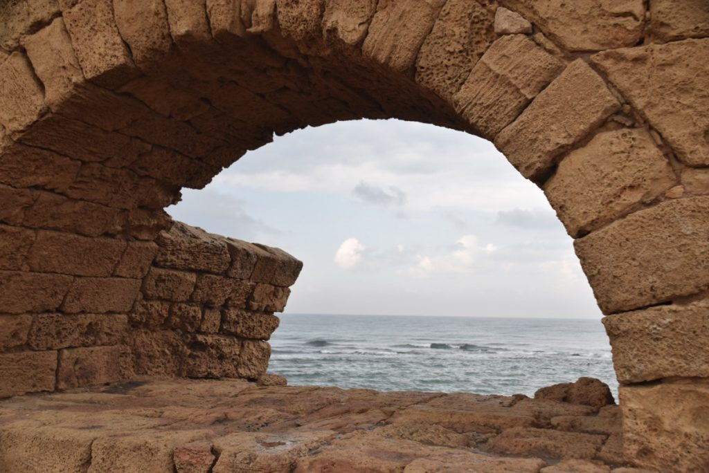 Caesarea February 2019 Israel Tour with Dr. John DeLancey