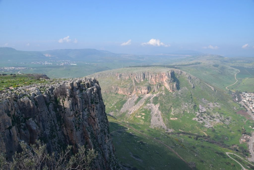 Arbel February 2019 Israel Tour with John DeLancey