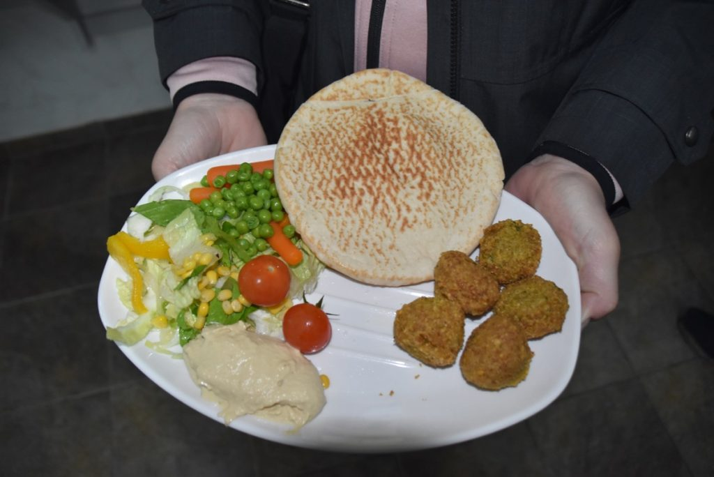 Falafel February 2019 Israel Tour with Dr. John DeLancey