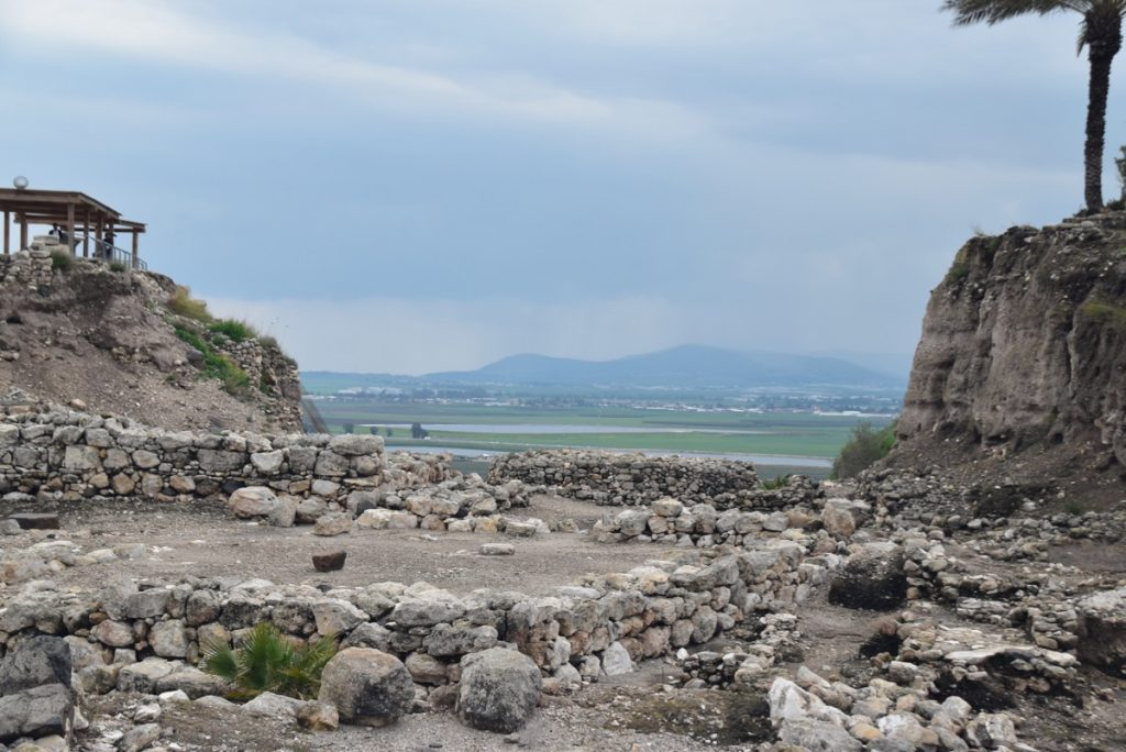 Tel Megiddo February 2019 Israel Tour with Dr. John DeLancey