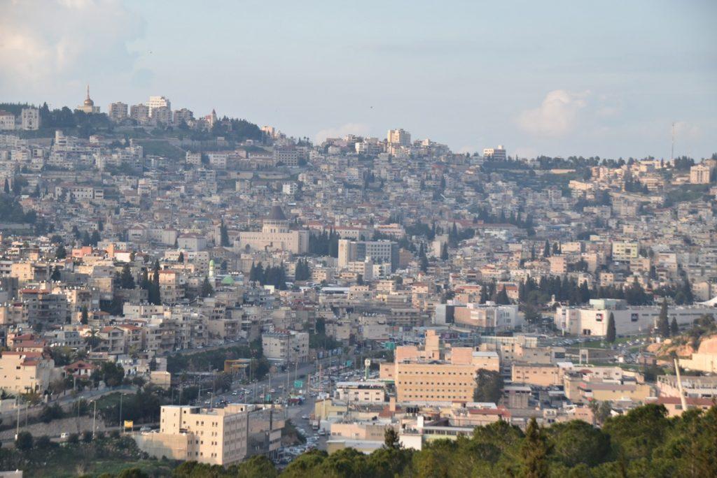 Nazareth February 2019 Israel Tour with Dr. John DeLancey