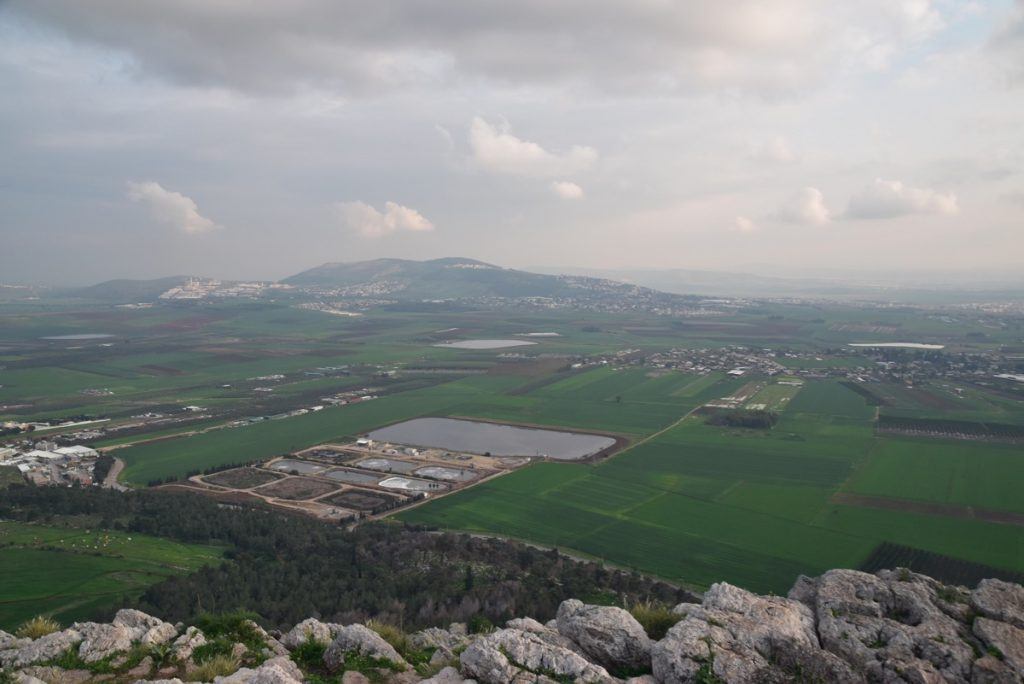 Hill of Moreh February 2019 Israel Tour with Dr. John DeLancey