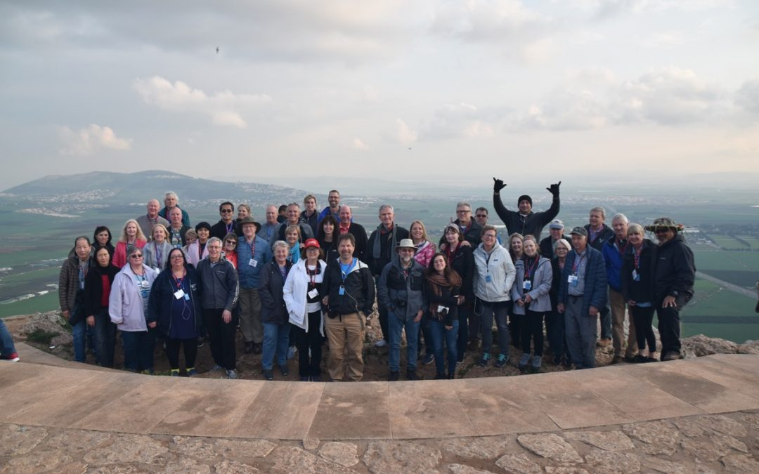 February 2019 Biblical Israel Tour (with Egypt) – Day 3  Summary