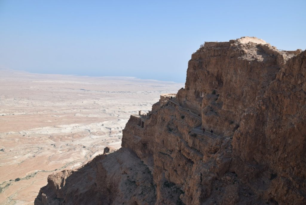 Masada February 2019 Israel Tour with John DeLancey