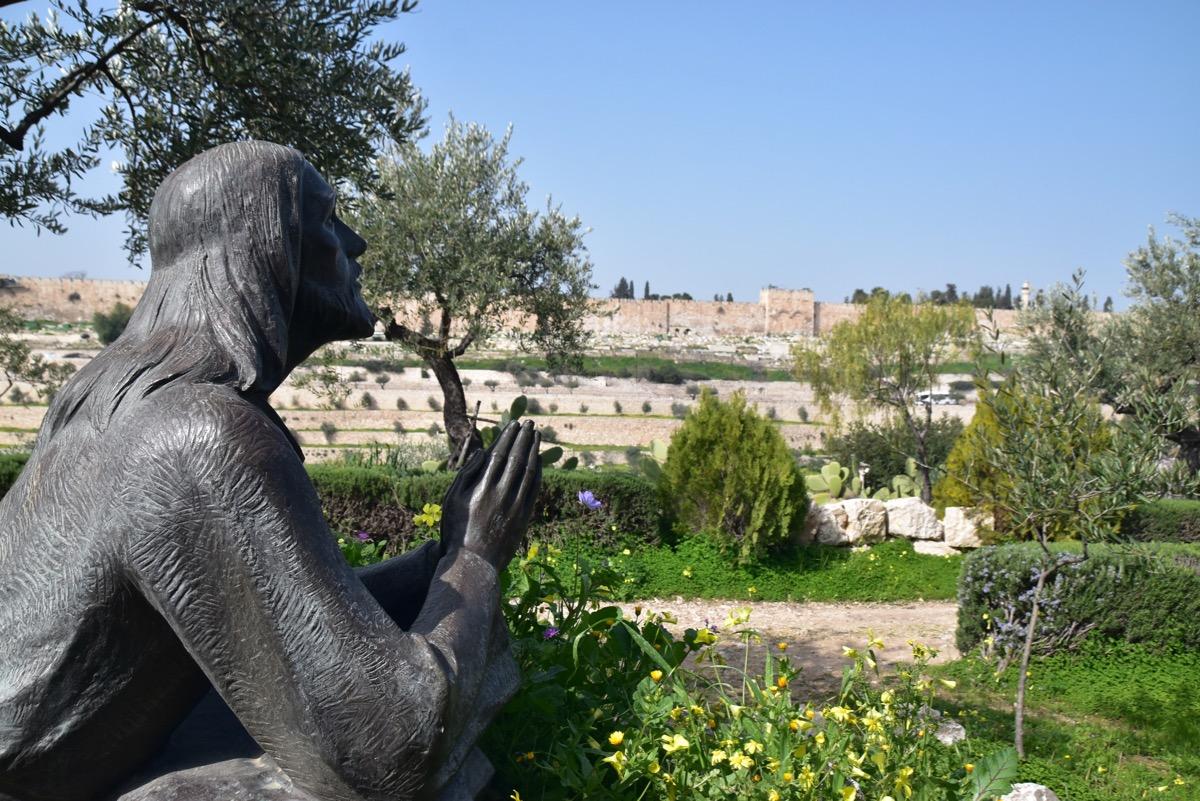 Garden of Gethsemane Jerusalem