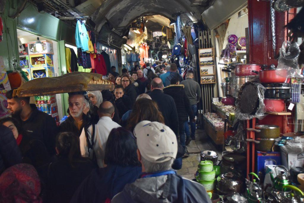 Old City Jerusalem February 2019 Israel Tour with John DeLancey