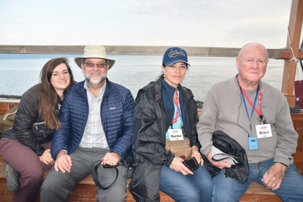 February 2019 Israel Tour Sea of Galilee John DeLancey