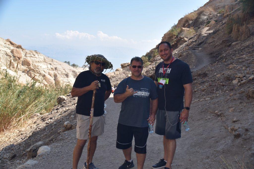 Engedi February 2019 Israel Tour with John DeLancey