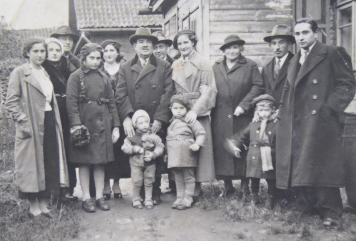 Shlomo Ben Asher's Family