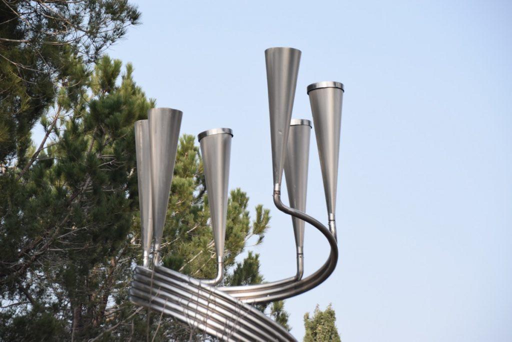 Yad Vashem Jerusalem February 2019 Israel Tour with John DeLancey