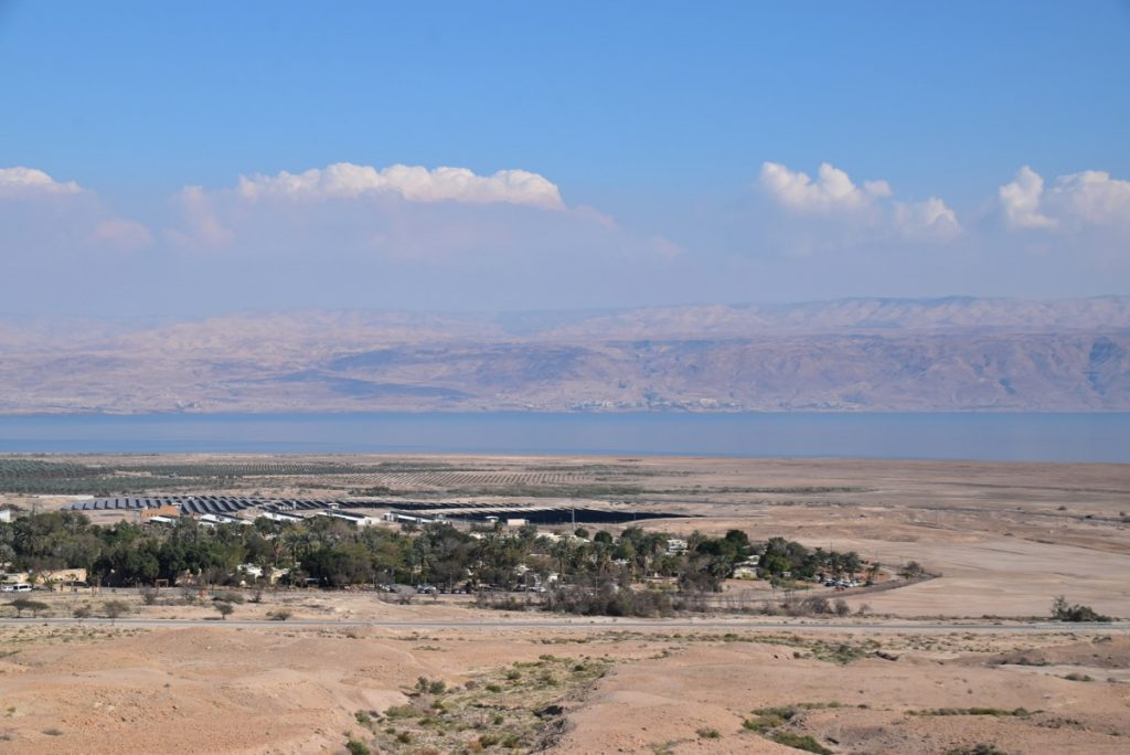Dead Sea February 2019 Israel Tour with John DeLancey