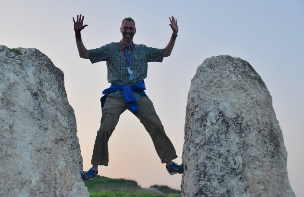 Gezer February 2019 Israel Tour with John DeLancey