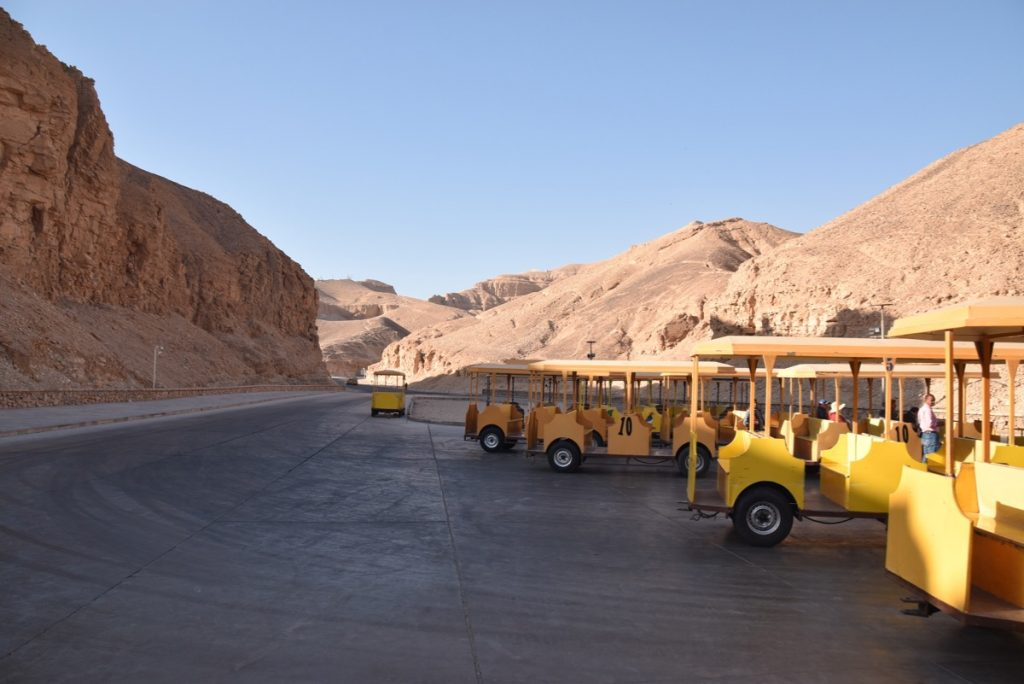Valley of the Kings Egypt Tour with John DeLancey