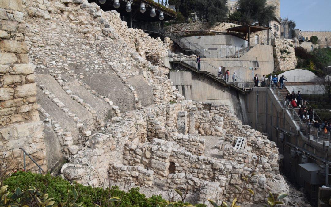 Visiting the City of David