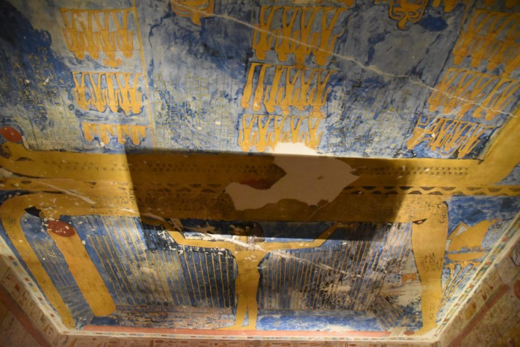 Valley of the Kings Tomb of Ramses IV Egypt Tour with John DeLancey