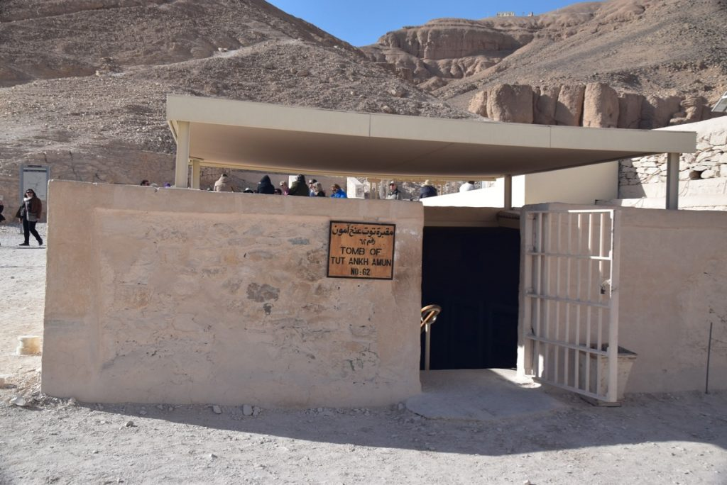 Valley of the Kings Tomb of King Tut Egypt Tour with John DeLancey