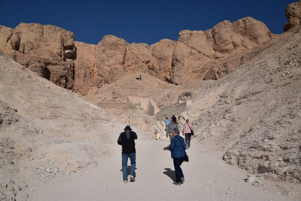 Valley of the Kings Tomb of Merneptah Egypt Tour with John DeLancey