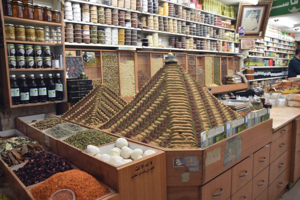 Spices Jerusalem February 2019 Israel Tour with John DeLancey
