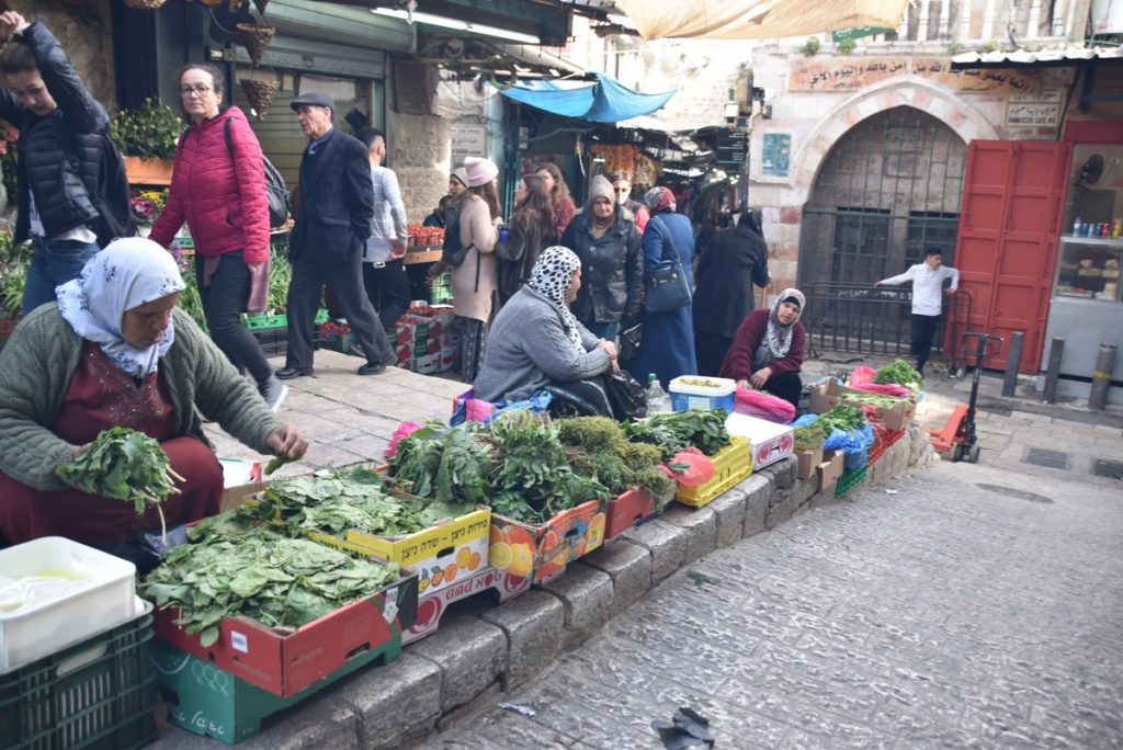 Old City February 2019 Israel Tour with John DeLancey