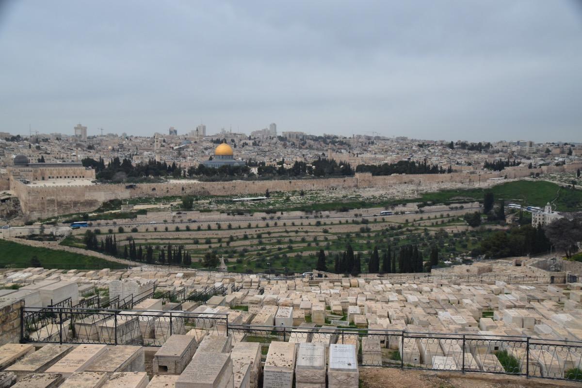 Jerusalem and Temple Mount