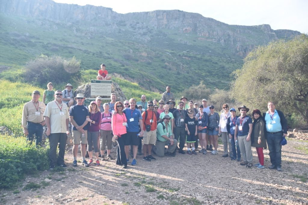 Arbel John Delancey Tour Group - March 2019 Israel Tour